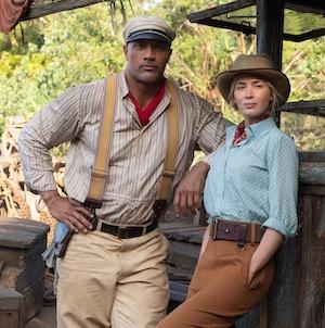 Jungle Cruise - Neuer Trailer zum Abenteuer mit Dwayne Johnson