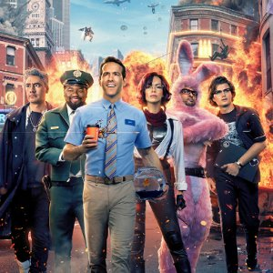 Free Guy - Zweiter Trailer zum abgefahrenen Actionfest mit Ryan Reynolds