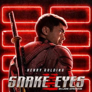 """Snake Eyes - Neuer actiongeladener Trailer zum """"G.I. Joe""""-Film"""