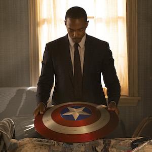 Captain America 4 - Anthony Mackie wird zum neuen Titelhelden