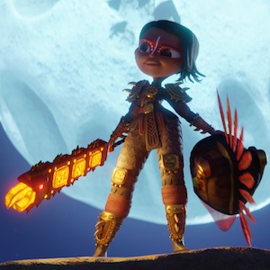 Maya und die Drei - Deutscher Trailer zum Animationsspaß von Netflix