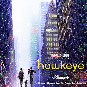 Hawkeye - Neuer deutscher Trailer zur MCU-Serie