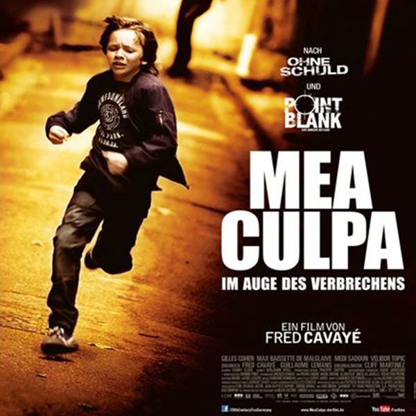 Mea Culpa: Im Auge des Verbrechens - Polizeithriller ab 22. Januar 2015 im Handel