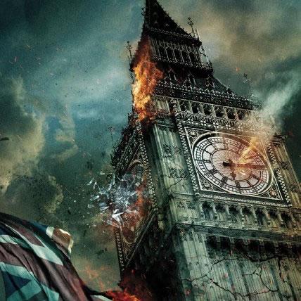London has Fallen - Nach dem Olymp ins britische Königreich: Erster, deutscher Trailer zum Action-Sequel mit Butler, Freeman und Eckhardt