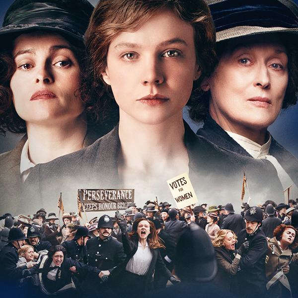 Suffragette - Unsere Kritik zum Drama ist online!