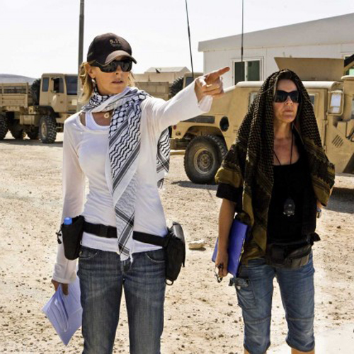 "Untitled Crime-Drama - Neuer Film von ""The Hurt Locker""- Regisseurin Kathryn Bigelow"