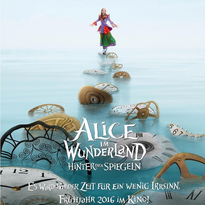 Alice Im Wunderland: Hinter den Spiegeln - Zwei Spots zur abgedrehten Fortsetzung