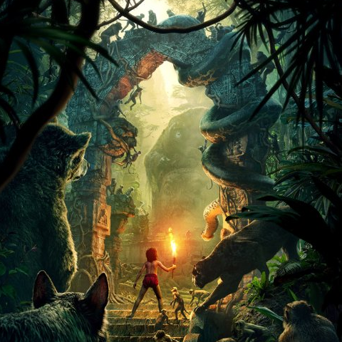 The Jungle Book (2016) - Super Bowl Trailer online