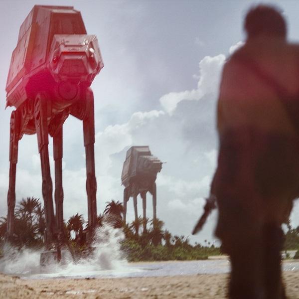 Rogue One: A Star Wars Story - Bestimmte Szene am Ende des Films war ursprünglich nicht geplant