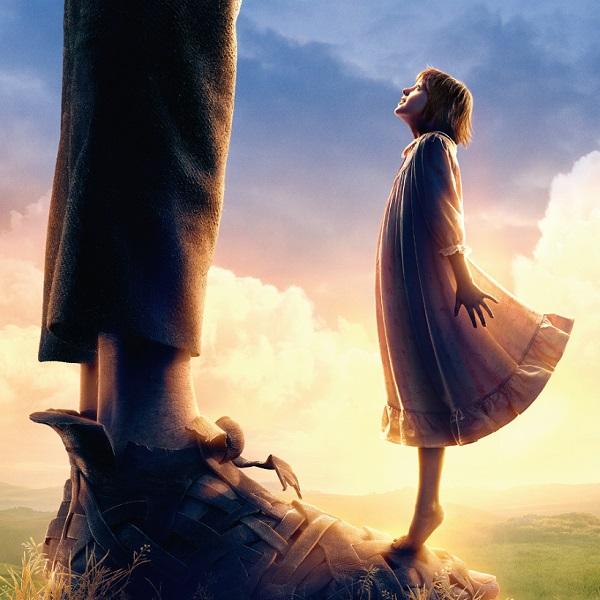 BFG - Big Friendly Giant - Wir haben unsere Kritik zum neuen Film von Steven Spielberg online