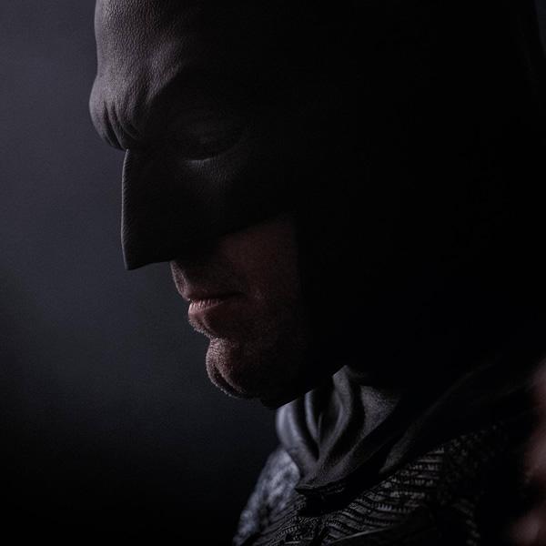 DC Extended Universe - Affleck bleibt als Batman erhalten