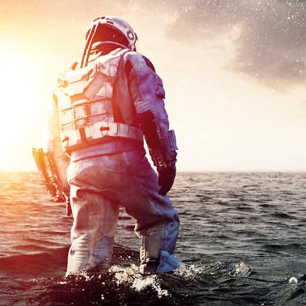 Interstellar - Ab 31. März mit zahlreichen Extras auf Blu-ray und DVD erhältlich