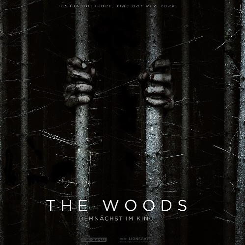 """Blair Witch - Adam Wingards """"The Woods"""" hat neuen Titel"""