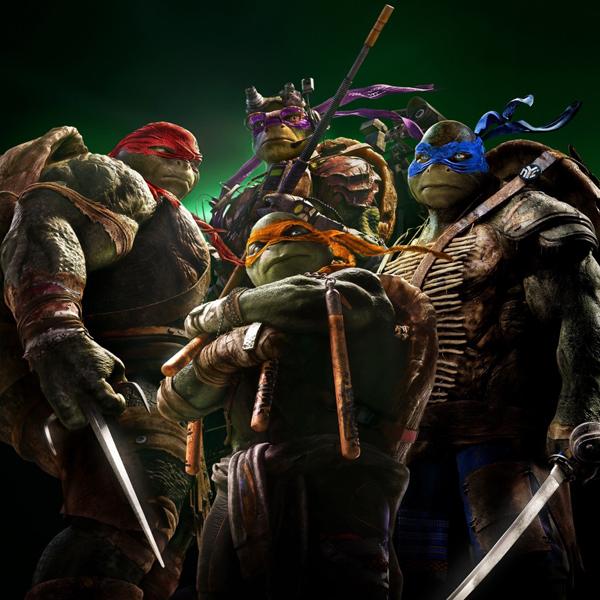 Teenage Mutant Ninja Turtles - Animationsfilm-Reboot fürs Kino in Arbeit