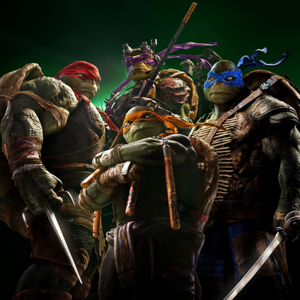 Teenage Mutant Ninja Turtles - Autoren für die neue Realverfilmung gefunden