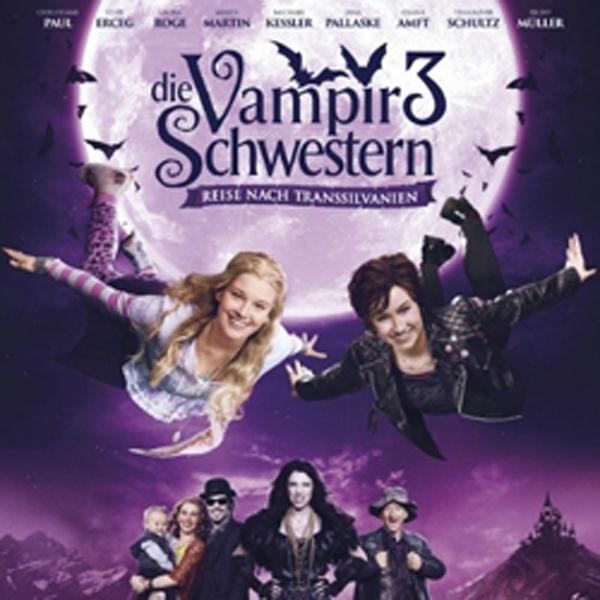 Die Vampirschwestern 3: Reise nach Transsilvanien – Neuer Trailer