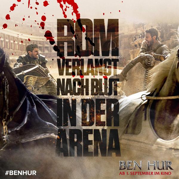 Ben Hur – Fakten & Gerüchte zu den jeweiligen Verfilmungen und Featurette