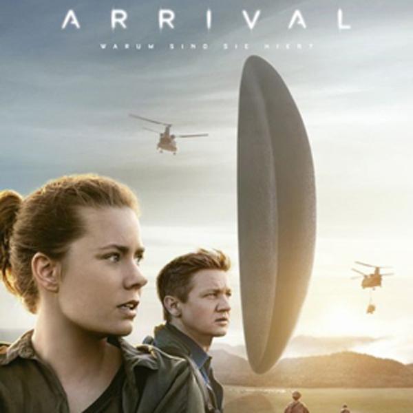Arrival - Finaler Trailer + neues Poster zu Denis Villeneuves SciFi-Thriller veröffentlicht