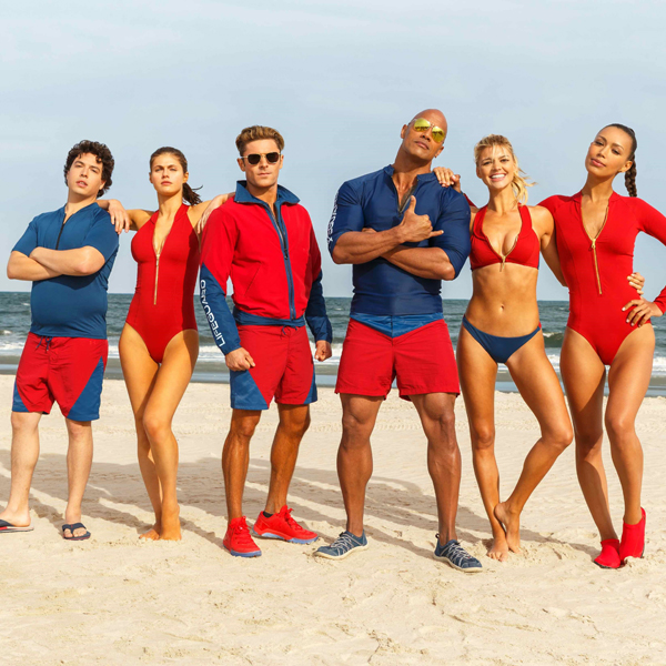 Baywatch - Weiterer Trailer deutet Persiflage an
