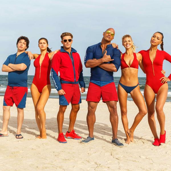 Baywatch - Unsere Kritik zur sommerlichen Actionkomödie mit Dwayne Johnson und Zac Efron