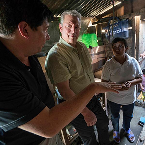 Eine unbequeme Wahrheit: Der Stand der Dinge – Erster Trailer zur neuen Al Gore-Doku erschienen