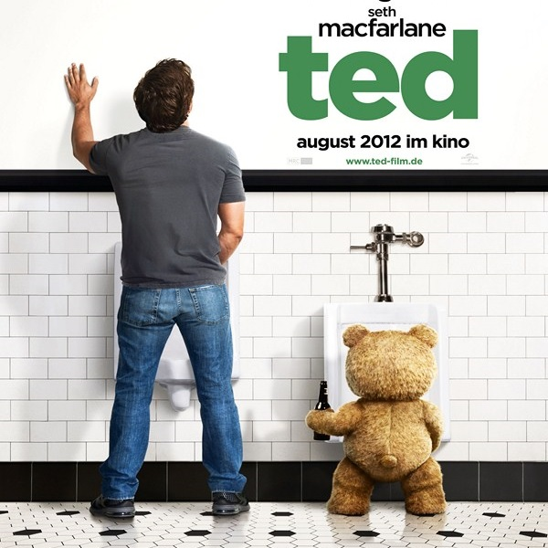 Ted 2 - Erstes Bild der beiden Hauptdarsteller