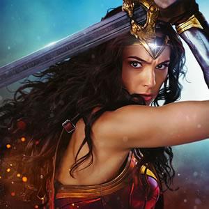 Wonder Woman 1984 - Neues Bild zeigt die Heldin im Kostüm