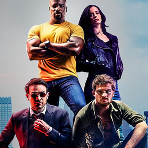 Marvel's The Defenders - Netflix präsentiert neues Poster