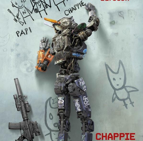 """Chappie - Erster deutscher Trailer zum neuen Sci-Fi-Werk vom """"District 9""""-Regisseur"""