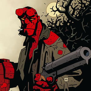 Hellboy: Rise of the Blood Queen - Erstes Promo-Poster in Cannes vorgestellt