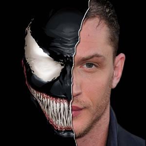 Venom - Erstes Poster veröffentlicht, der erste Trailer kommt morgen