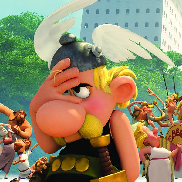 Asterix im Land der Götter - Unsere Kritik zum ersten animierten Asterix-Abenteuer