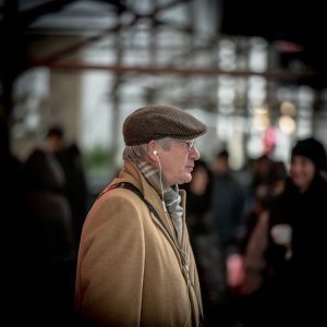 Norman - Erster deutscher Trailer zum Drama mit Richard Gere und Steve Buscemi