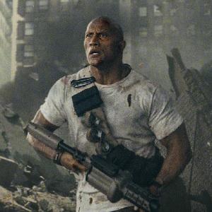 Rampage - Neues Poster zum Actionfilm mit Dwayne Johnson