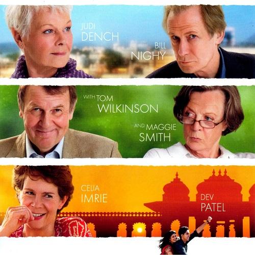 Best Exotic Marigold Hotel 2 - Erster Trailer zur starbesetzten Feel-Good-Fortsetzung