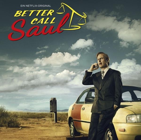 """Better Call Saul - """"Breaking Bad""""-Spin-off startet in Deutschland kurz nach US-Start + deutsches Poster"""