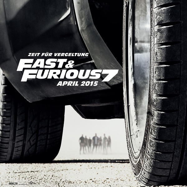 Fast and Furious 7 - Übertrieben war gestern: Super Bowl TV-Spot zur rasanten Fortsetzung online