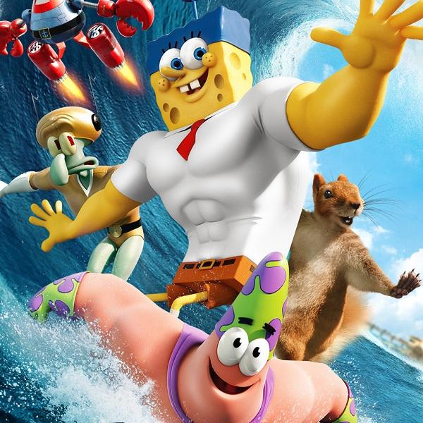 SpongeBob Schwammkopf 3D - Lustige Poster nehmen Blockbuster auf die Schippe