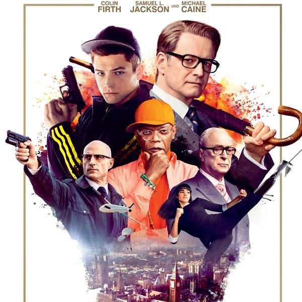 Kingsman: The Secret Service - Unsere Kritik zum Actionspaß von Matthew Vaughn